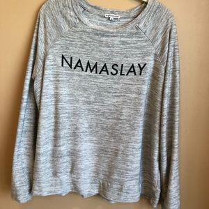 Mary Square Namaslay Sweatshirt XL